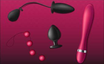 Iniciarse en los juguetes eróticos