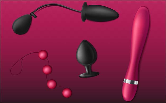 juguetes eróticos